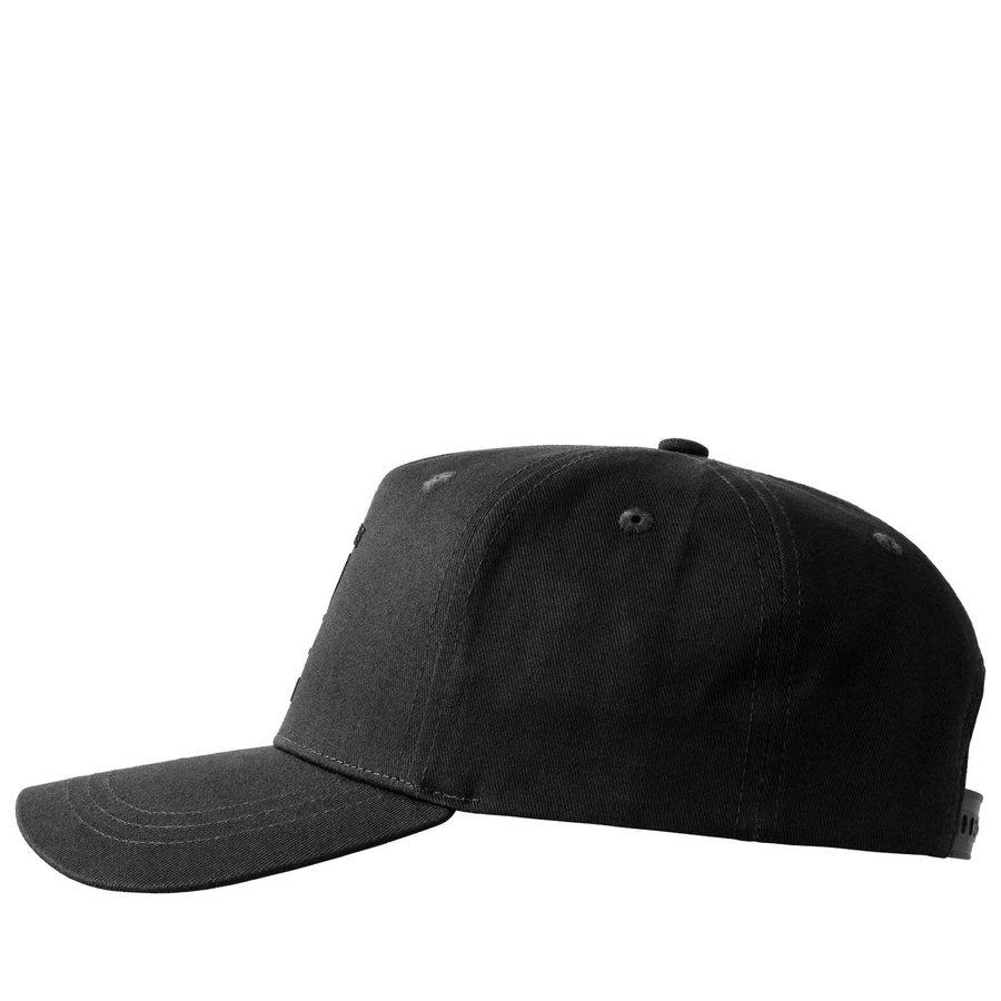 HUE978-HUNTERS ELEMENT OTAGO CAP BLACK