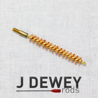 "SJS094-J Dewey ""No Harm"" Bronze Bristle Brushes (.338 cal)"
