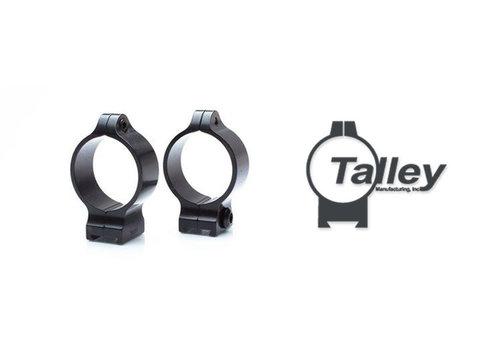 SJS1998-Talley 30mm Fixed Ring (Matte, High)