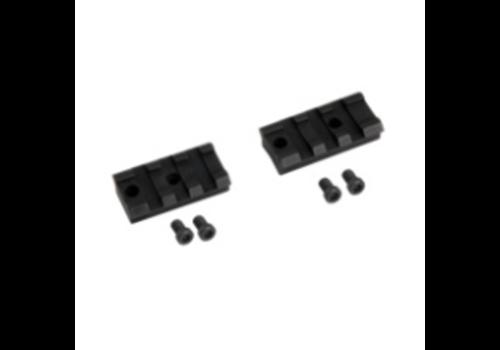OSA8878-2pcs Steel base picatinny for Rem 700/Howa