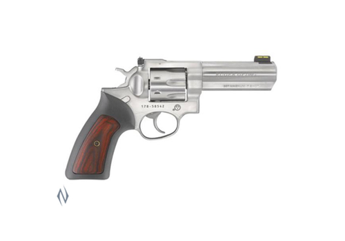 NIO309-RUGER GP100 357 STAINLESS 106MM 7 SHOT