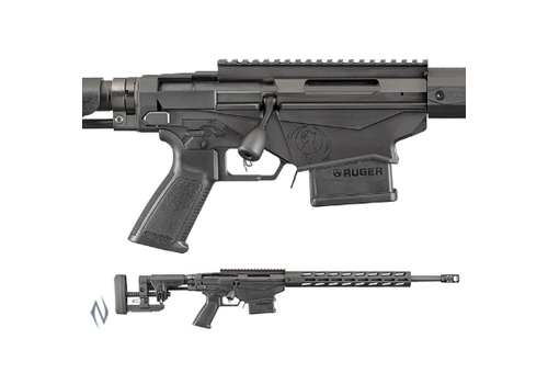 "NIO1176-RUGER PRECISION GEN 3 RIFLE 308 20"" 10 SHOT"