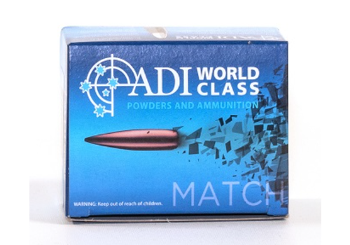 OSA214-ADI WORLD CLASS 223REM 69GR SIERRA MATCH KING 20RNDS