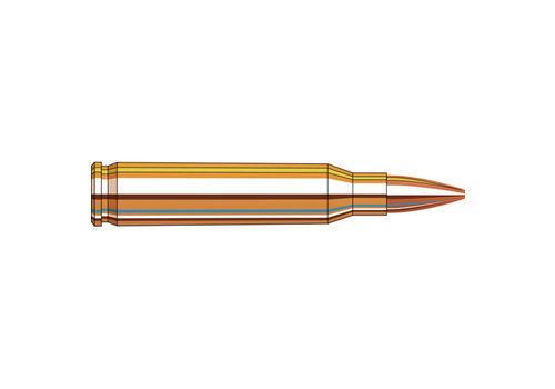 OSA215- HORNADY 223REM 75 GR BTHP MATCH 20RNDS