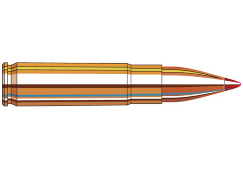 OSA220-HORNADY 300 BLACKOUT 110GR V-MAX BLACK 20RNDS