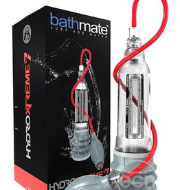 Bathmate Bathmate Hydroxtreme7 Penis Pump Waterproof Clear