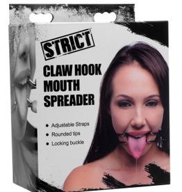 XR Brands STRICT Claw Hook Mouth Spreader