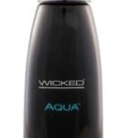 Wicked Aqua Water-Based Lubricant - 2 oz.