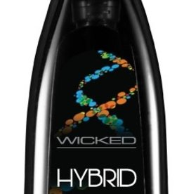 Wicked Wicked Sensual Care Collection Hybrid Lubricant - 4 o Fragrance Free