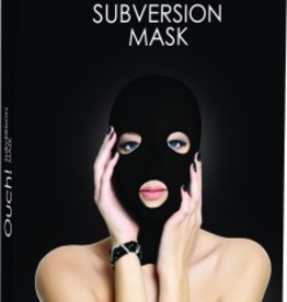 Shots Ouch! Subversion Mask - Black