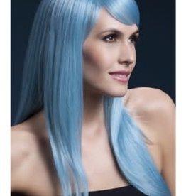 FEVER LINGERIE Sienna Wig - Pastel Blue