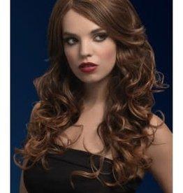 FEVER LINGERIE Nicole Wig - Light Brown