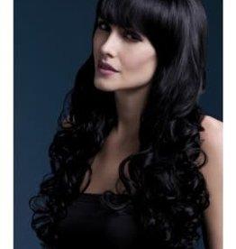 FEVER LINGERIE Isabelle Wig - Black