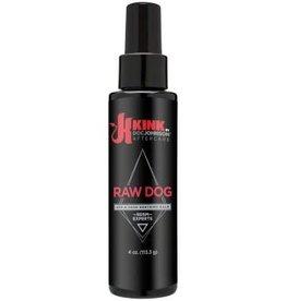 KINK by Doc Johnson Kink After Care - Raw Dog Cream - 4 Fl. Oz.