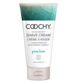 CLASSIC EROTICA Coochy Shave Cream - Green Tease - 3.4 Oz