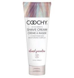 COOCHY OH SO SMOOTH Coochy Shave Cream - Island Paradise - 7.2 Oz
