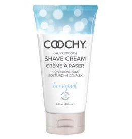 COOCHY OH SO SMOOTH Coochy Shave Cream - Be Original - 3.4 Oz