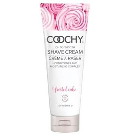 COOCHY OH SO SMOOTH Coochy Shave Cream - Frosted Cake - 7.2 Oz