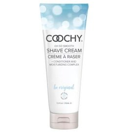 COOCHY OH SO SMOOTH Coochy Shave Cream - Be Original - 7.2 Oz