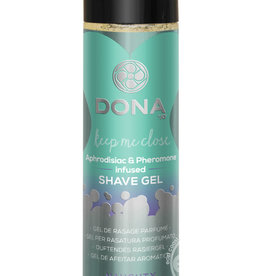DONA BY JO Dona Aphrodisiac & Pheromone Infused Shave Gel Naughty Sinful Spring 8.5 Ounce