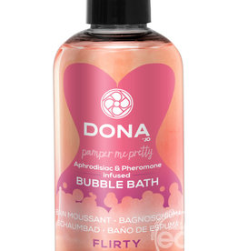 DONA BY JO Dona Aphrodisiac & Pheromone Infused Bubble Bath Flirty Blushing Berry 8 Ounce