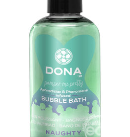 DONA BY JO Dona Aphrodisiac & Pheromone Infused Bubble Bath Naughty Sinful Spring 8 Ounce