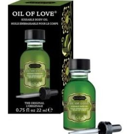 Kamasutra Oil of Love - the Original - 0.75 Fl. Oz. / 22 ml
