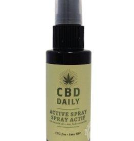 CBD Daily CBD Daily Active Spray 2 Ounce