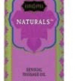 Kamasutra Naturals Massage Oil - Island Passion Berry - 8 Fl. Oz.