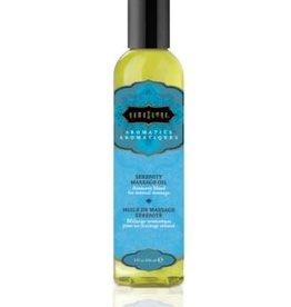 Kamasutra Aromatic Massage Oil Serenity 8 Fl Oz