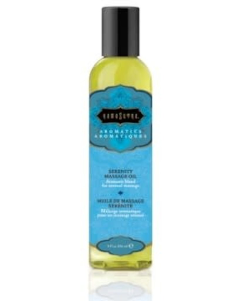 Kamasutra Aromatic Massage Oil Serenity 8 Fl Oz