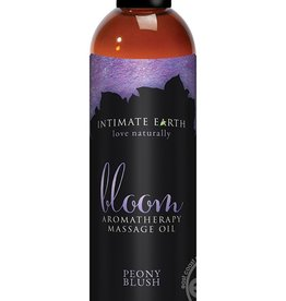 Intimate Earth Intimate Earth Bloom Aromatherapy Massage Oil Peony Blush 4 Ounce