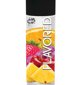 Wet Lubricants Wet Flavored Passion Fruit Gel Lubricant - 3.5 oz.