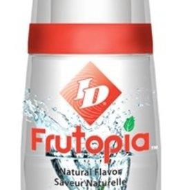 ID Lubricants I-D Frutopia Natural Flavor Strawberry - 3.4 oz.