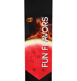 Wet Lubricants Wet Fun Flavors  4-In-1 Watermelon Blast Lubricant - 4.1 oz.