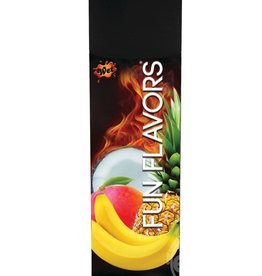 Wet Lubricants Wet Fun Flavors 4-In-1 Tropical Fruit Explosion Lubricant - 4.1 oz.
