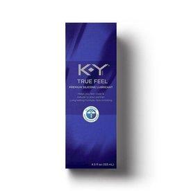 K-Y K-Y True Feel Silicone Lubricant - 4.5 o
