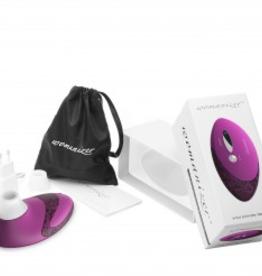Womanizer Womanizer Pro W500 Clitorial Vibrator - Magenta