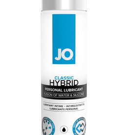 System Jo Jo Hybrid Silicone And Water Based Lubricant 4 Ounce