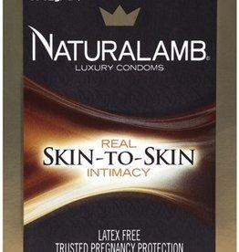 Trojan Trojan Naturalamb Luxury Condoms Lubricated 3 Pack