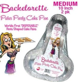 HOTT PRODUCTS Peter Party Cake Pan 2 Pack - Medium
