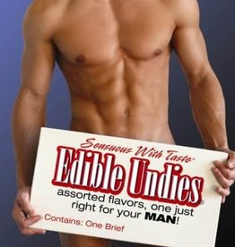 Kingman Male Edible Brief - Cherry