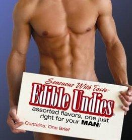 Kingman Male Edible Brief - Chocolate