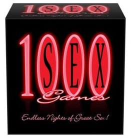 Kheper Products 1000 Sex Games