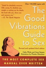 Cleis Press GOOD VIBRATIONS GUIDE TO SEX