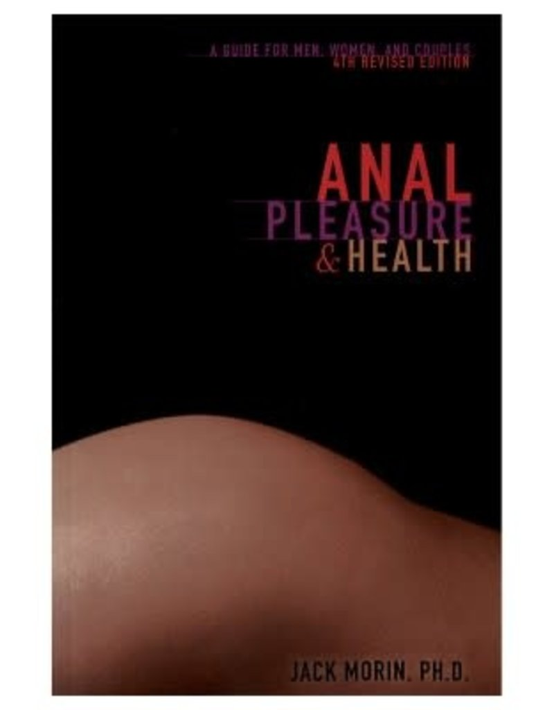 Down There Press ANAL PLEASURE & HEALTH - 4TH EDITION