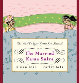 Allure Lingerie The Married Kama Sutra: The World's Least Erotic Sex Manual