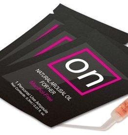 SENSUVA On Natural Arousal Oil Original - Single 0.01oz Ampoule Packet