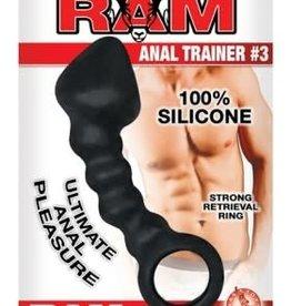 NassToys Ram Anal Trainer #3 - Black