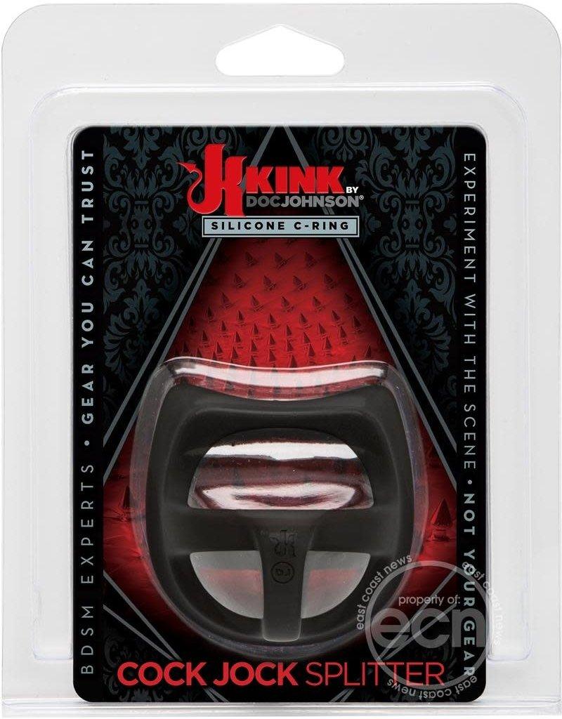 KINK by Doc Johnson Cock Jock Splitter